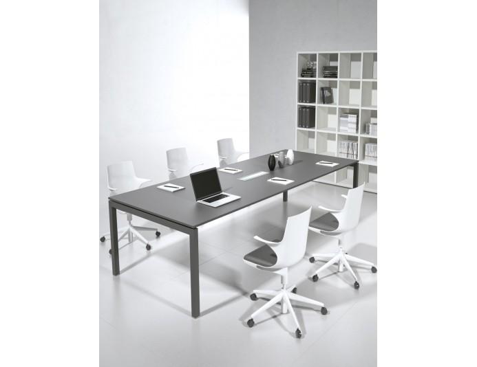 Table de réunion 8 personnes ITALO