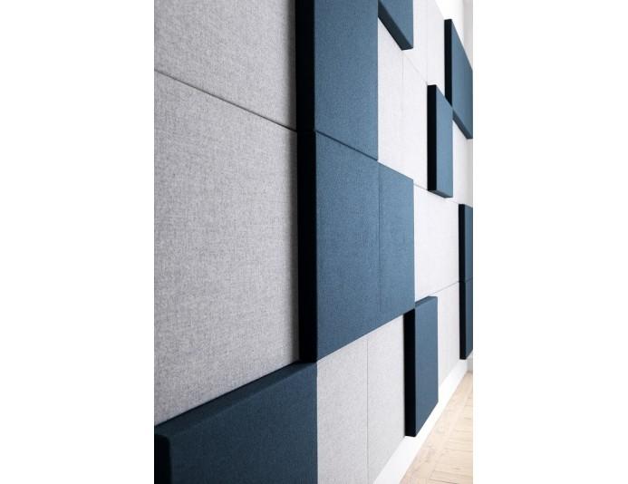 Dalle autocollante murale maison design - Cloison anti bruit bureau ...