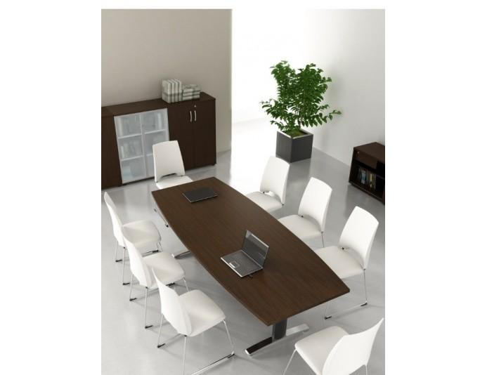 Table de réunion 8 personnes VINO