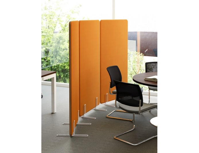 Cloisons de bureau cloisons anti bruit isolation phonique de bureau delex mobilier - Isolation phonique bureau ...
