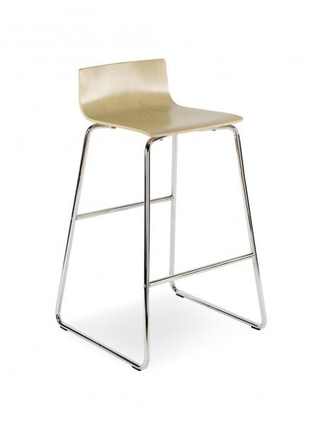Chaise haute de bar CAFETERIA pas cher en stock