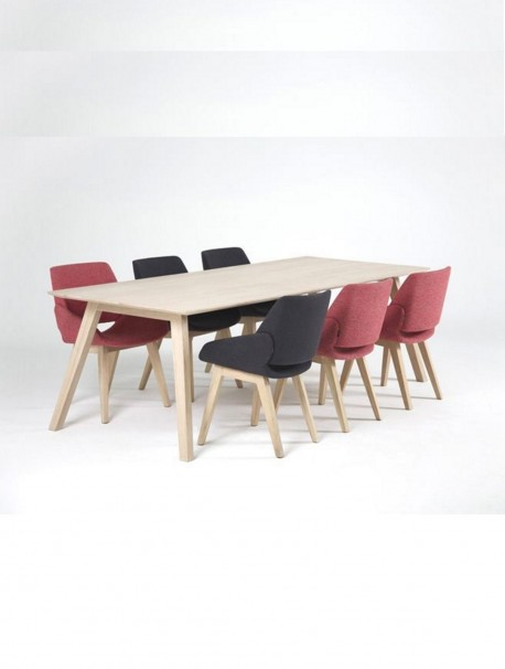 Table en chêne massif MONK