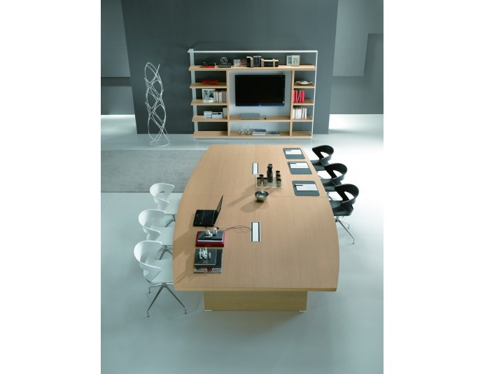 table de r union tonneau pour 8 personnes cask delex mobilier. Black Bedroom Furniture Sets. Home Design Ideas