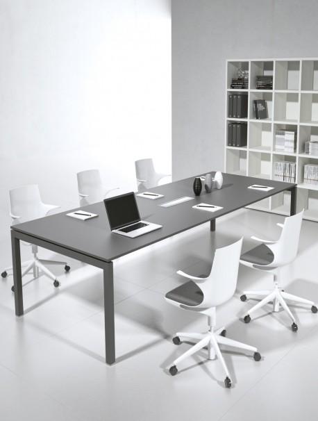 Table de réunion design pour 8 personnes ITALO
