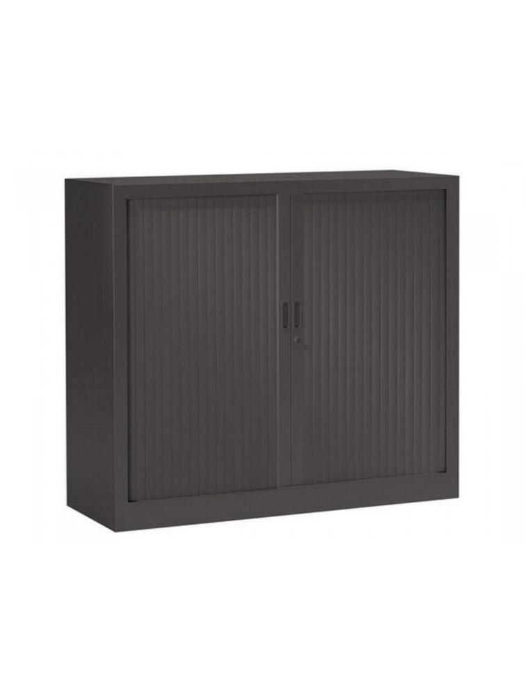 armoire comptoir rideaux unicolore h100cm pas cher delex mobilier. Black Bedroom Furniture Sets. Home Design Ideas