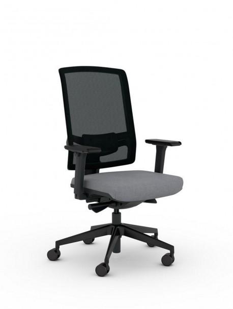 Fauteuil de bureau ergonomique toutes options F1 PRO
