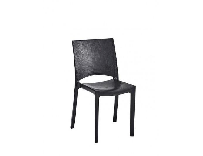 Chaise empilable en polypropylène pas cher KROCO