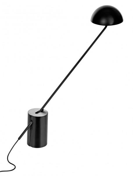 Lampe de bureau intelligente noire ampoule led BHAUS