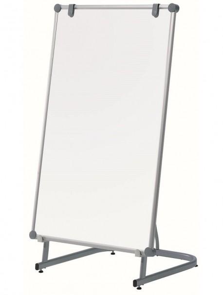 Tableau blanc 2000 mobile en format portrait MAULpro