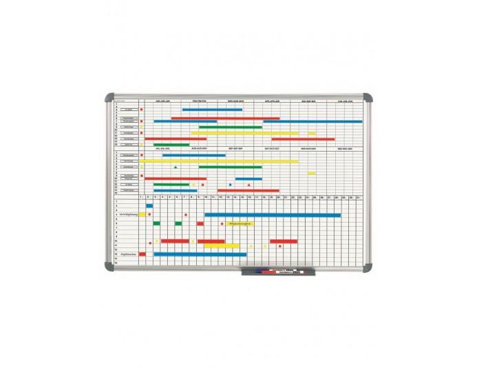 Tableau de planning mensuel/annuel MAULoffice