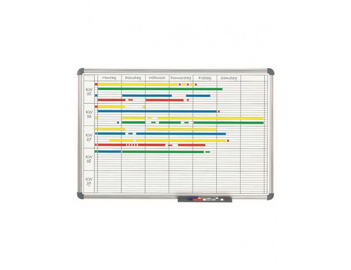 Tableau de planning universel blance MAULoffice