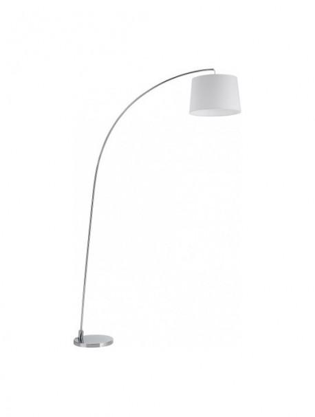 lampadaire design chrom d 39 une hauteur de 210cm arc delex mobilier. Black Bedroom Furniture Sets. Home Design Ideas