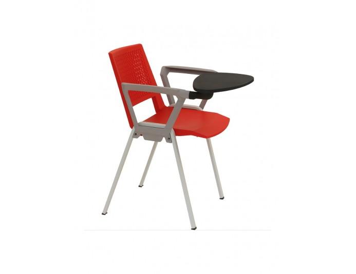 Chaise avec tablette écritoire SCHOOL