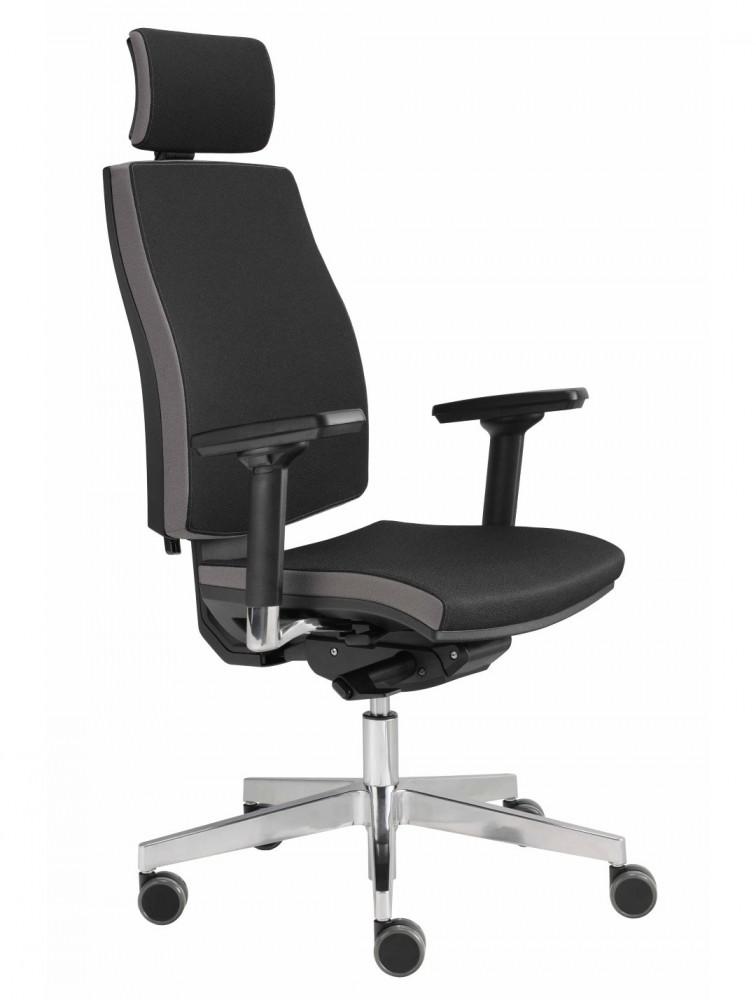 si ge de travail ergonomique et confortable prenium delex mobilier. Black Bedroom Furniture Sets. Home Design Ideas