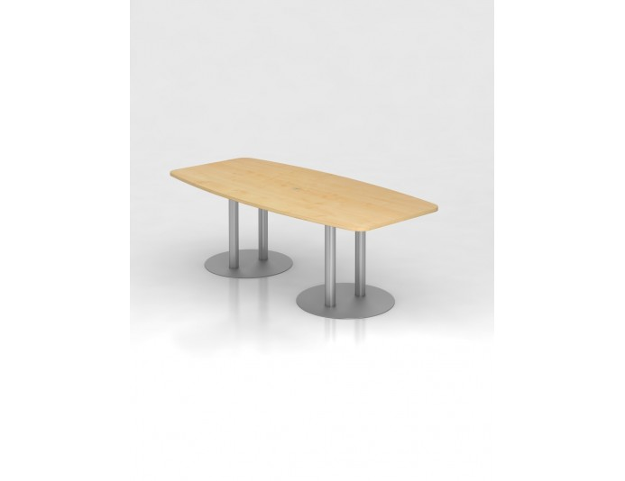 Table de réunion tonneau PROP