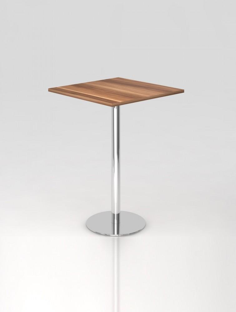 table mange debout carr e hauteur 110 cm square delex mobilier. Black Bedroom Furniture Sets. Home Design Ideas