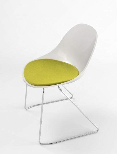 Chaise d'intérieur polyvalente PULL