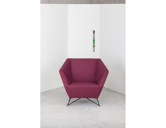 Fauteuil design 1 place 3ANGLE