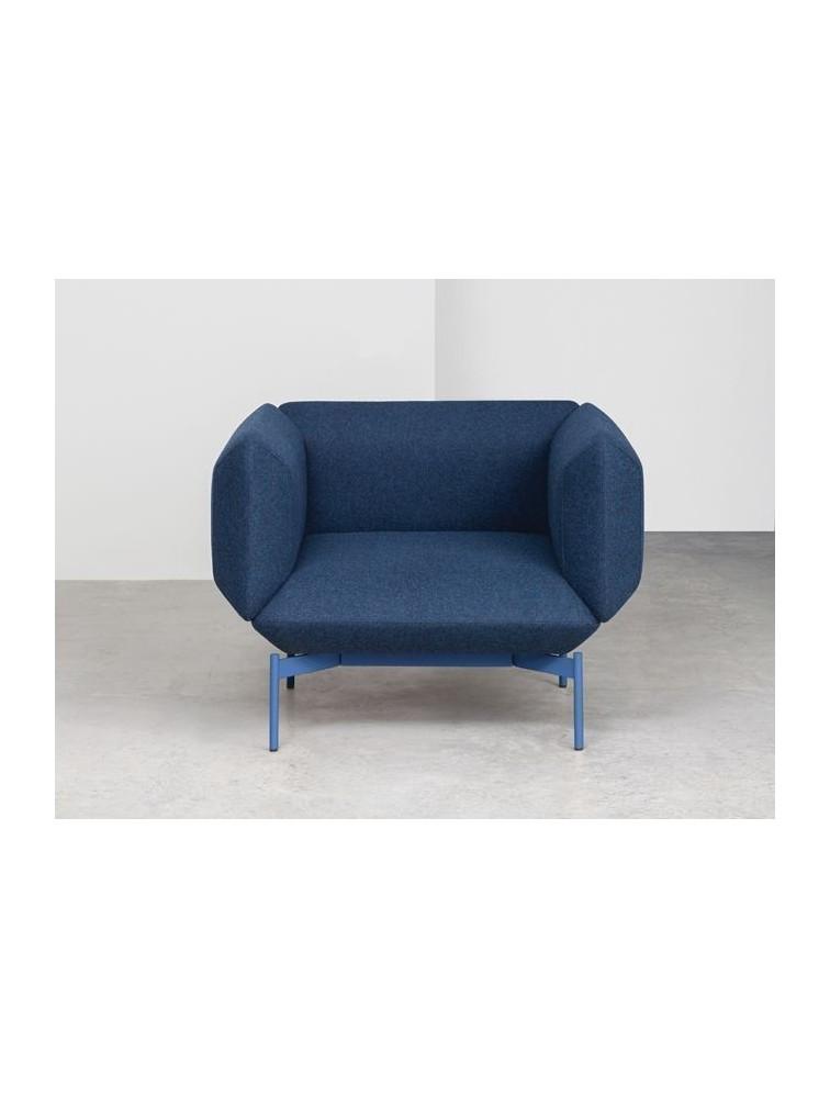 delex mobilier fauteuil moderne et design 1 place segment. Black Bedroom Furniture Sets. Home Design Ideas