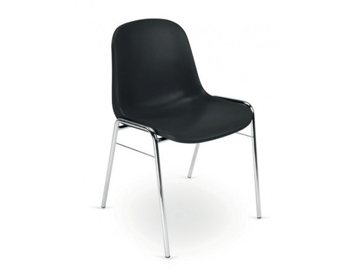Chaise en polypropylène pas cher BETA