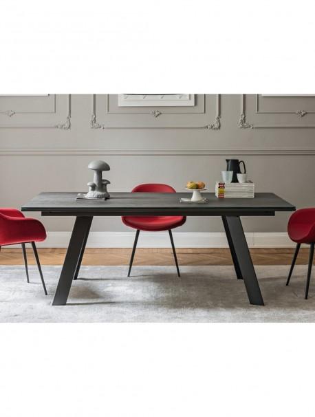 Table de réunion moderne et élégante ALEXANDER