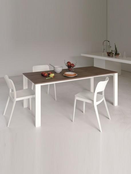 Table polyvalente extensible BADU