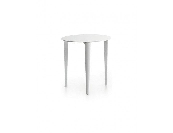 Table ronde polyvalente mélaminé NENE