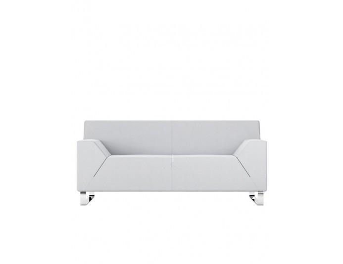 Canapé 2 places ASSO - Similicuir - Quadrifoglio