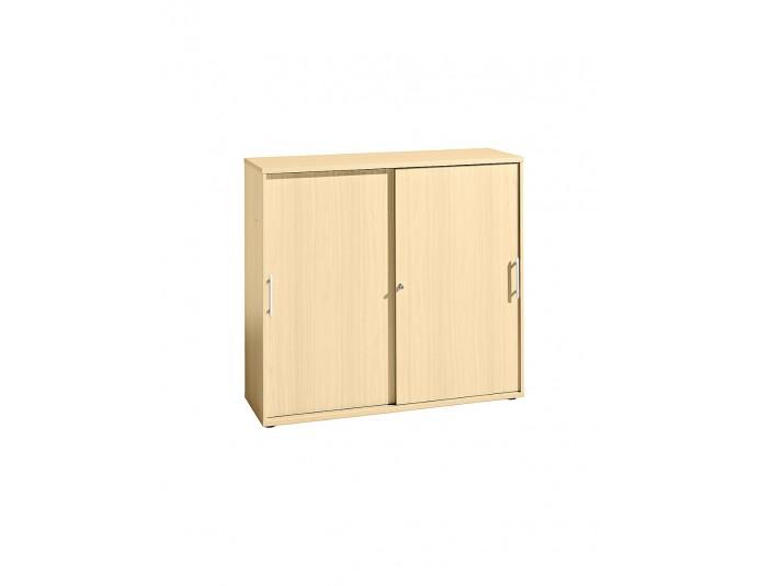 Armoire à portes coulissantes H 110cm SLIDE
