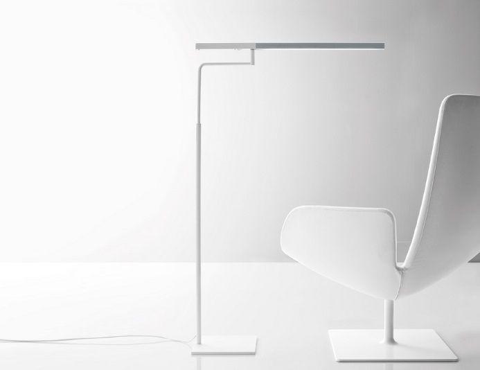 Lampadaire de bureau LED MINISTICK - KARBOXX
