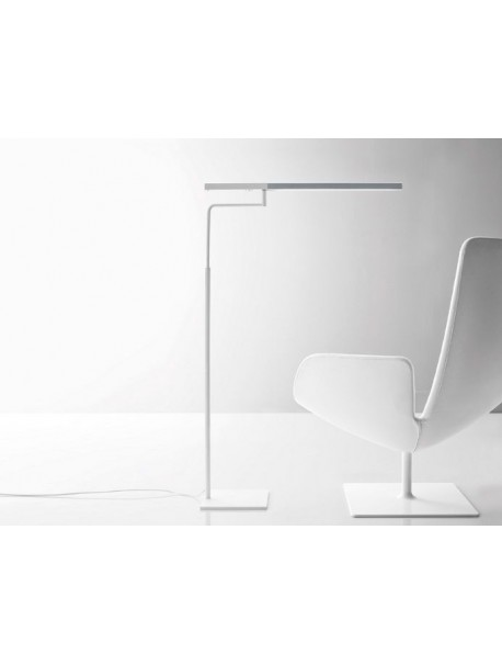 Lampadaire de bureau LED MINISTICK - Blanc
