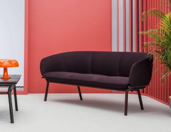 Canapé d'accueil GRACE