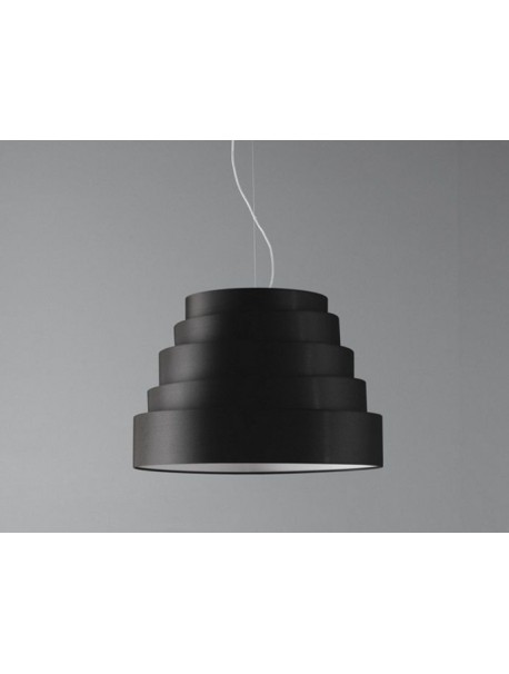 Lampe suspendue avec abat-jour BABEL