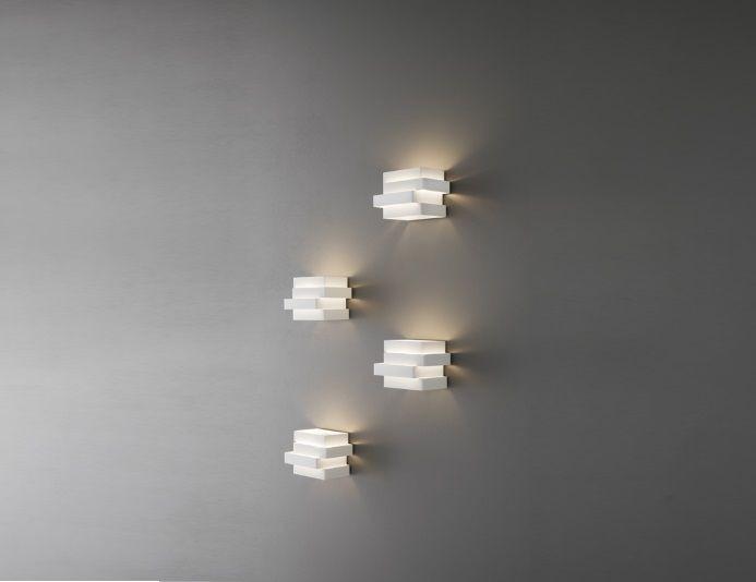 Lampe de bureau ESCAPE CUBE - Blanc - KARBOXX