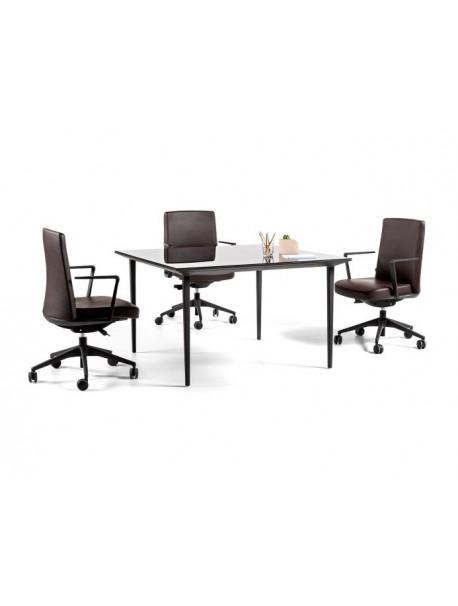 Table de réunion 8 personnes LONGO