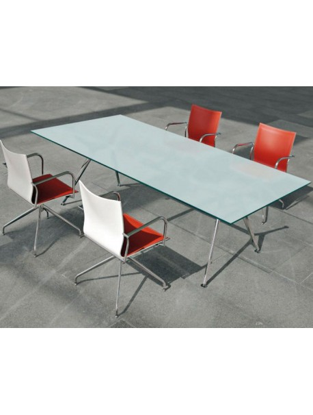 Table de réunion modulable ARKITEK
