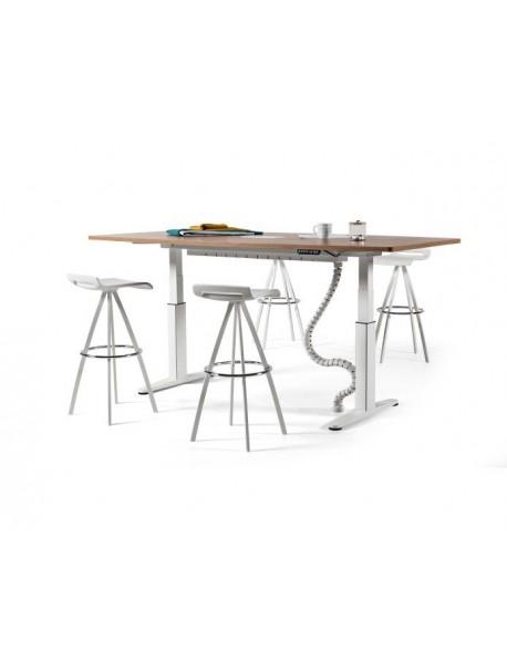Table de réunion MOBILITY avec réglage en hauteur électrique