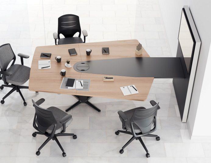 Table connectée pour vidéoconférence POWER