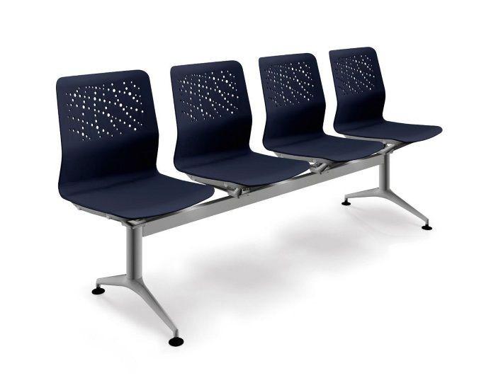 Chaises pour salle d'attente 3-4 places URBAN BLOCK
