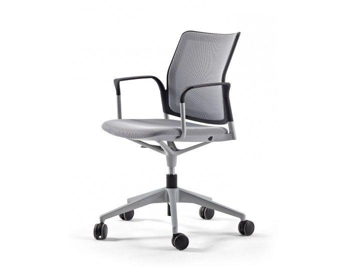 Chaise de réunion avec accoudoirs URBAN PLUS