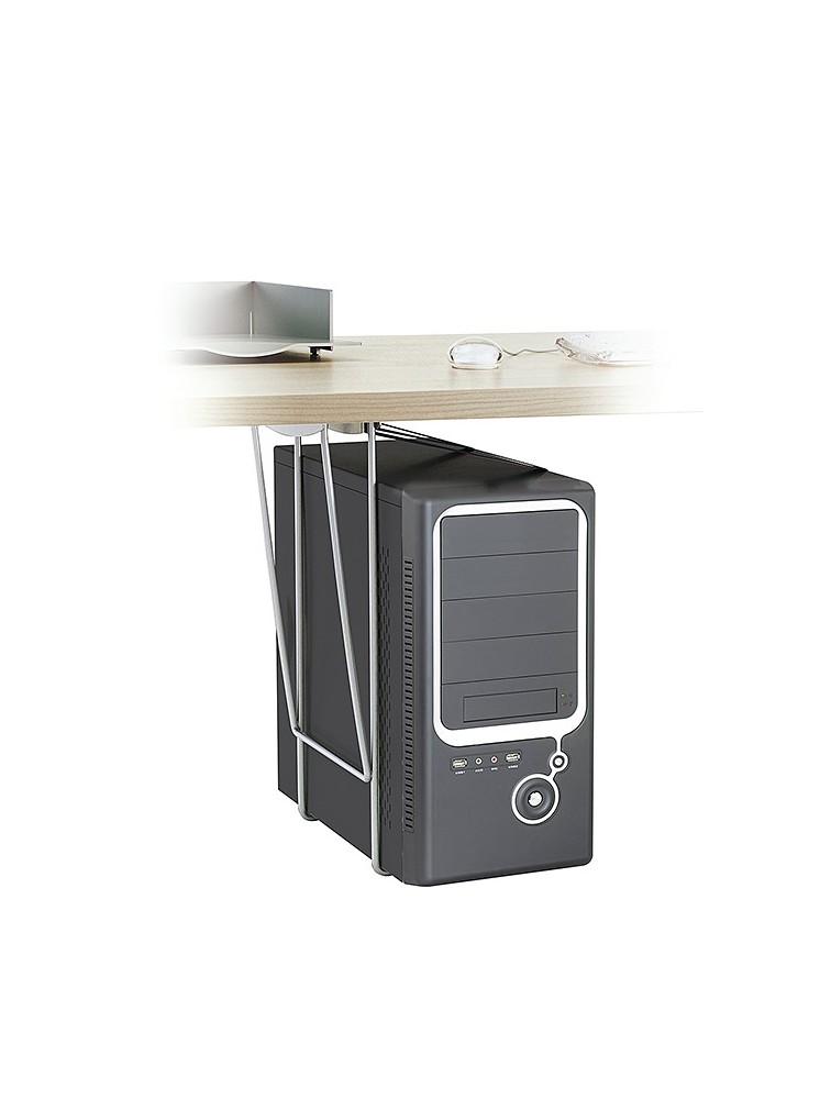 delex mobilier support unit centrale vertical fixe pas cher. Black Bedroom Furniture Sets. Home Design Ideas