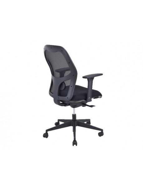 Chaise de bureau PARKER - Noir