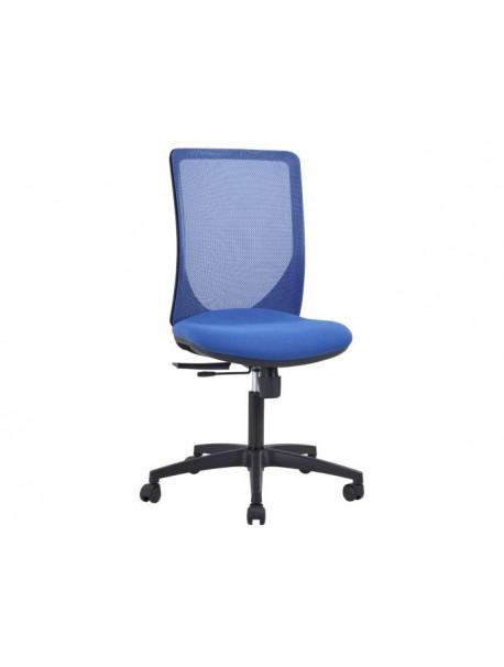 Chaise de bureau professionnel DENZEL - Bleu