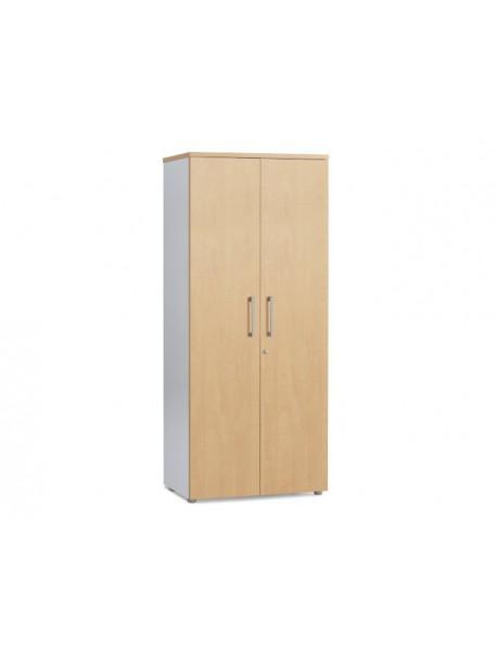 Armoire de bureau en bois H 197 cm COLUMBIA