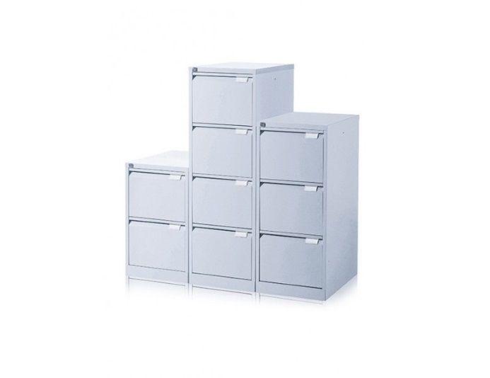 Classeur métallique 3 tiroirs EOL