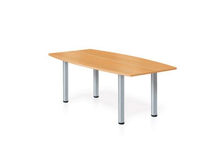 Table de réunion 6 personnes TONO