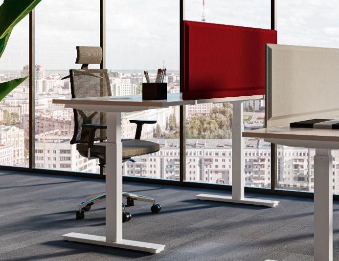 Bureau assis/debout électrique ENVOL