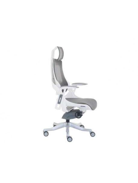 Fauteuil de bureau ergonomique MITTY - Gris