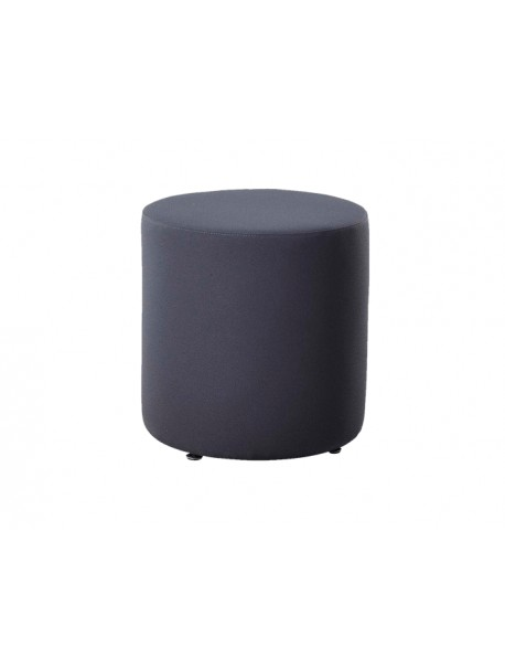Pouf rond BAMBINO - Anthracite