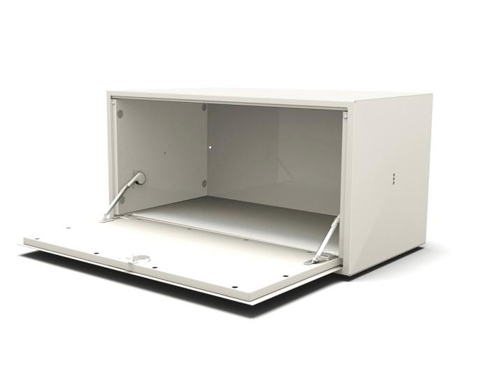 Module porte abattante DOT BOX - L80xH40 cm